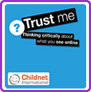 Childnet Trust Me Small Icon