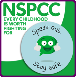 NSPCC Speak Out Stay Safe Icon