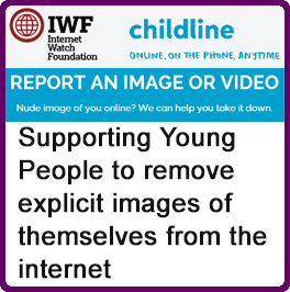 IWF Childline Portal Web Icon