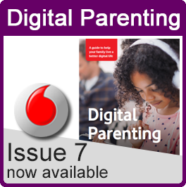 Digital Parenting Issue 7 Web Icon