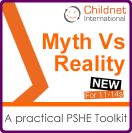 0719 Childnet Myth Vs Reality Web Icon Lge
