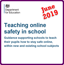 0719 Dfe Teaching Online Safety 2019 Web Icon Lge