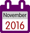 Calendar Event Icon Nov 16