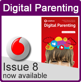Digital Parenting Issue 8 Web Icon